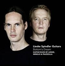Various Artists - Bottom's Dream (CD): Lieske Spindler Guitars, Wulfin Lieske, Charles Mingus, Astor Piazzolla