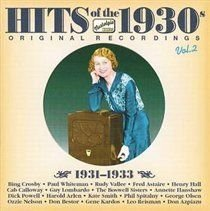Hits of the 1930s (1931-1933) (CD): Various Artists