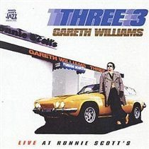 Various Artists - Three 3 (CD): Miles Ashton, Tristin Mailliot, Gareth Williams, Dave Green