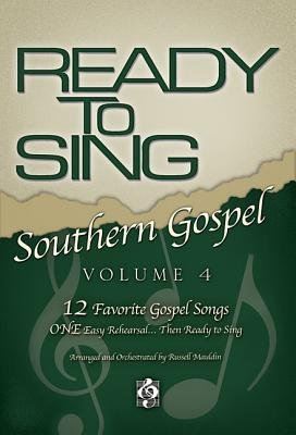 Russell Mauldin - Ready to Sing Southern Gospel, Volume 4: Soprano (CD): Russell Mauldin