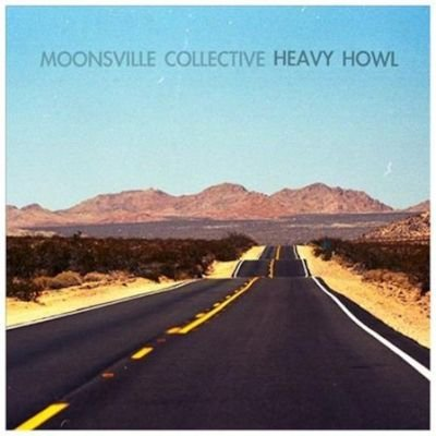 Moonsville Collectiv - Heavy Howl CD (2015) (CD): Moonsville Collectiv