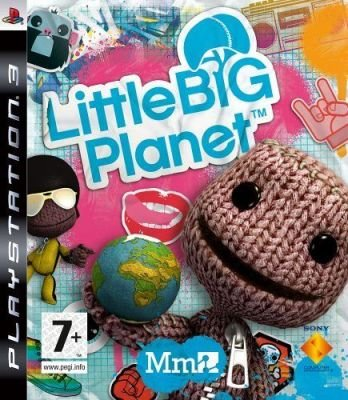 Little Big Planet (PlayStation 3, DVD-ROM):