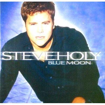 Steve Holy - Blue Moon (CD): Steve Holy
