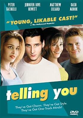 Telling You (Region 1 Import DVD): Robert Defranco