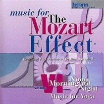 Don Campbell - Mozart Effect, The - Vol Vi: Music for Yoga (CD): Wolfgang Amadeus Mozart, Don Campbell