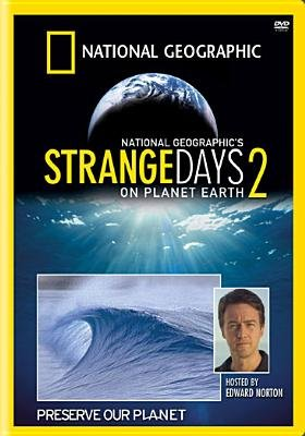 National Geographic: Strange Days on Planet Earth 2 (Region 1 Import DVD):
