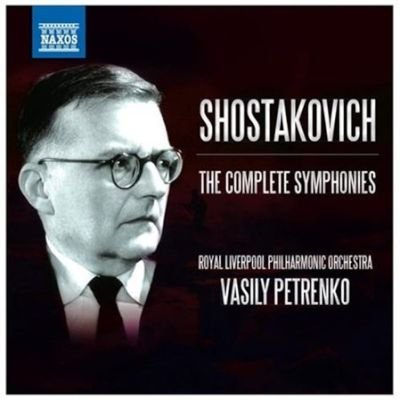 Various Artists - Shostakovich: The Complete Symphonies (CD, Boxed set): Dmitri Shostakovich, Vasily Petrenko, Royal Liverpool...