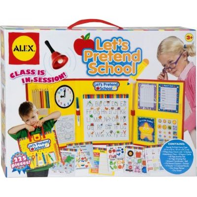 Alex Toys Let's Pretend School: