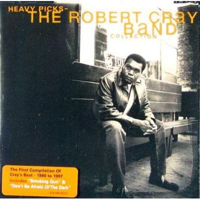 Various Artists - The Robert Cray Band Collection (Heavy Picks) (CD): Bas Hartong, Robert Cray, Mike Kappus