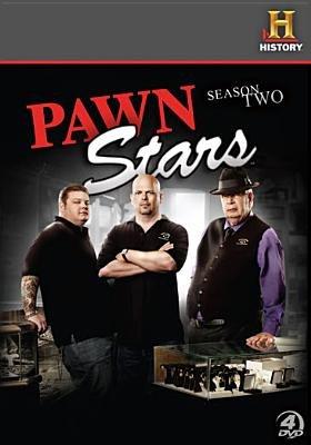 Pawn Stars-Season 2 (Region 1 Import DVD):