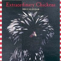 Extraordinary Chickens - Wall Calendar - 2004 (Paperback): Stephen Green-Armytage