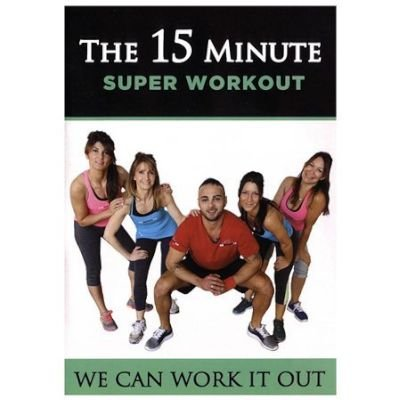 We Can Work It Out - The 15 Minute Super Workout (DVD):