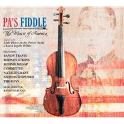 Pa's Fiddle: The Music of America (CD): Various Artists
