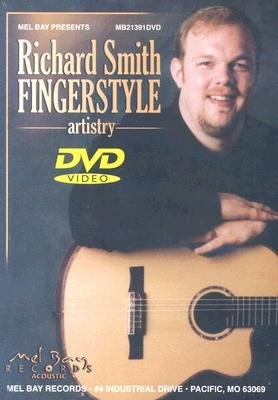 Fingerstyle Artistry (DVD): Richard Smith