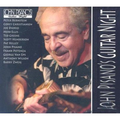 John Pisano's Guitar Night (CD): John Pisano