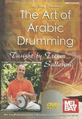 Trevor Salloum - Art of Arabic Drumming (DVD): Trevor Salloum
