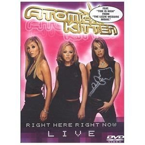 Atomic Kitten (Region 1 Import DVD): Atomic Kitten