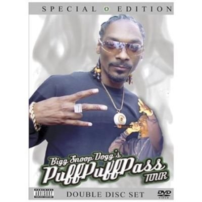 Snoop Dogg-Puff Pass Tour Special Edition (Region 1 Import DVD): Snoop Dogg