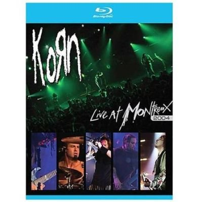 Korn: Live at Montreux 2004 (Region A Import Blu-ray disc):