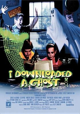 I Downloaded a Ghost (Region 1 Import DVD): Kelly Sandefur | Movies