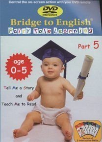 Bridge to English: Fairy Tale Learning - Part 5 (DVD):