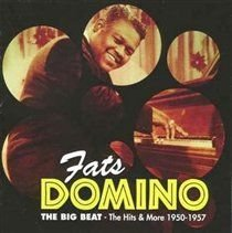 Fats Domino - Big Beat, The - The Hits and More (CD): Fats Domino