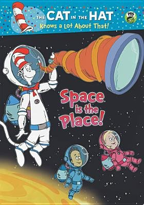 Cat in the Hat-Space Is the Place (Region 1 Import DVD): Cat In The Hat Knows