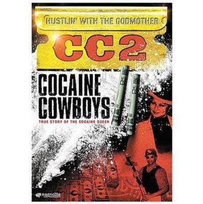 Cocaine Cowboys 2-Godmother (Region 1 Import DVD): Billy Corben