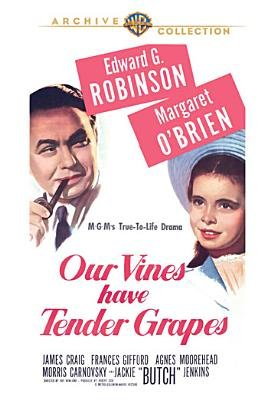 Our Vines Have Tender Grapes (Region 1 Import DVD): Roy Rowland