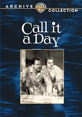 Call It a Day (Region 1 Import DVD): Archie Mayo