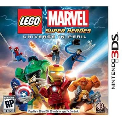Lego: Marvel Super Heroes Universe in Peril: Whv Games