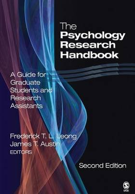 The Psychology Research Handbook - A Guide for Graduate Students and Research Assistants (Paperback, 2nd Revised edition):...