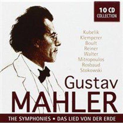 Gustav Mahler: The Symphonies (CD): Gustav Mahler