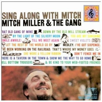 Mitch &amp / The Miller - Sing Along With Mitch CD (2008) (CD): Mitch &amp, The Miller