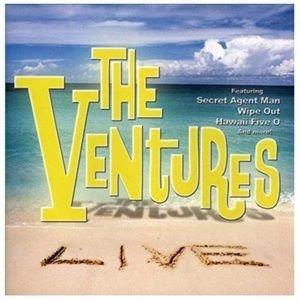 Ventures Live CD (2014) (CD): Ventures
