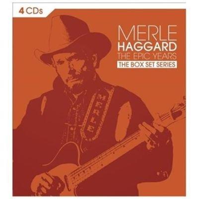Box Set Series:merle Haggard CD (2014) (CD): Merle Haggard