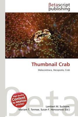 Thumbnail Crab (Paperback): Lambert M. Surhone, Mariam T. Tennoe, Susan F. Henssonow
