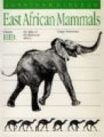 East African Mammals, v. 3B - An Atlas of Evolution in Africa (Paperback, New edition): Jonathan Kingdon