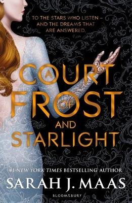 A Court of Frost and Starlight (Paperback): Sarah J Maas