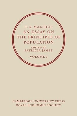 T. R. Malthus, An Essay on the Principle of Population: Volume 2, v. 2 (Paperback): T.R. Malthus