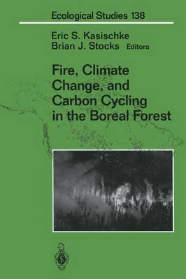 Fire, Climate Change, and Carbon Cycling in the Boreal Forest (Paperback, Softcover reprint of the original 1st ed. 2000): E.S....