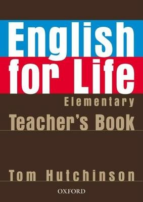 English for Life: Elementary: Teacher's Book Pack - General English Four-skills Course for Adults (Paperback): Tom...