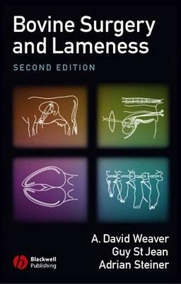Bovine Surgery and Lameness (Electronic book text, 2nd Revised edition): A.David Weaver, Guy St Jean, Adrian Steiner