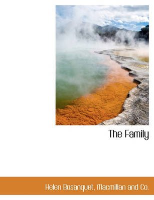 The Family (Hardcover): Helen Bosanquet
