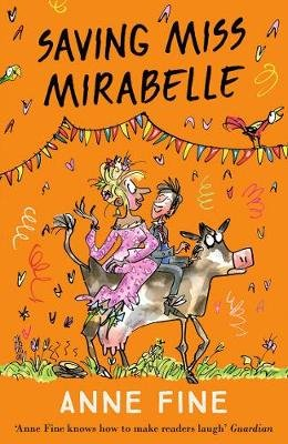 Saving Miss Mirabelle (Electronic book text): Anne Fine