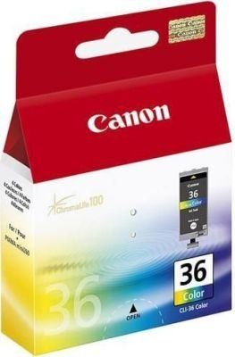 Canon CLI 36 Tri-Colour Ink Cartridge: