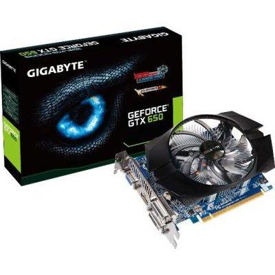 GIGABYTE NVIDIA GeForce GTX 650 Graphics Card (1GB)(PCI-E 3.0):