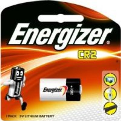 Energizer Lithium CR2 Photo Battery (3V):