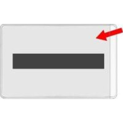 3L Business Card Pockets (Side Open)(10 Pack):