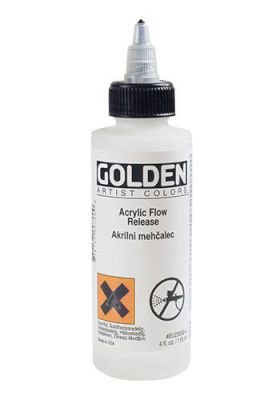 Golden Acrylic Medium - Flow Release (119ml):